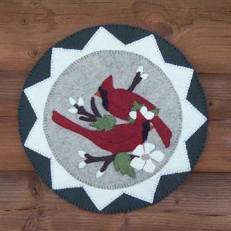 Wool Felt Applique Patterns Free | Sew Inspiring : Wool Felt Kits, Felt Applique, Penny Rug Kits