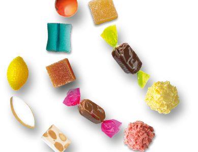 Voici de beaux et bons #chocolats de #noel par de Neuville, chocolats français