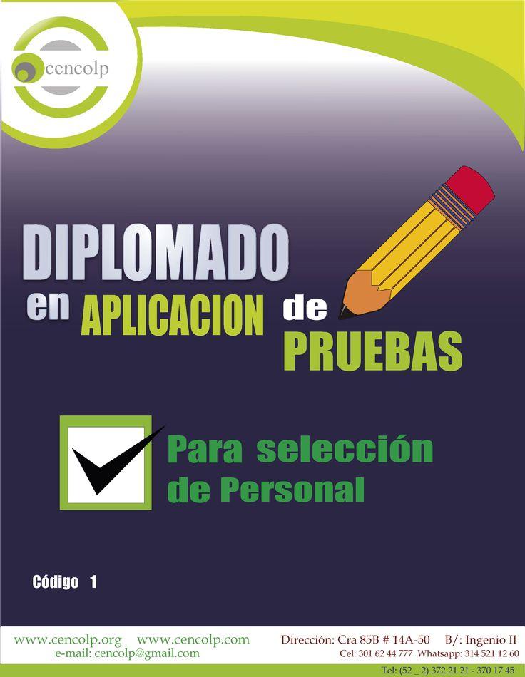 aplicacion de pruebas para seleccion de personal