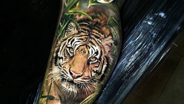 Kiwi tattoo artist gets global attention for his hyper realistic designs  | Stuff.co.nz