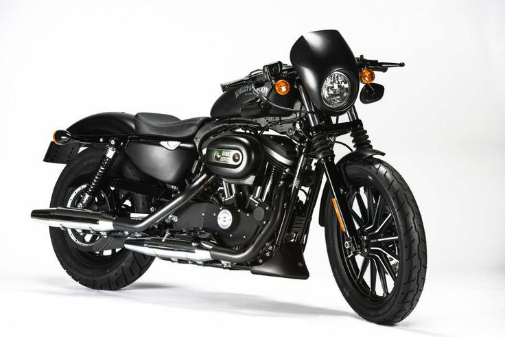 harley sportster seat | Harley-Davidson Sportster Iron 883 Special Edition S - Pursuitist