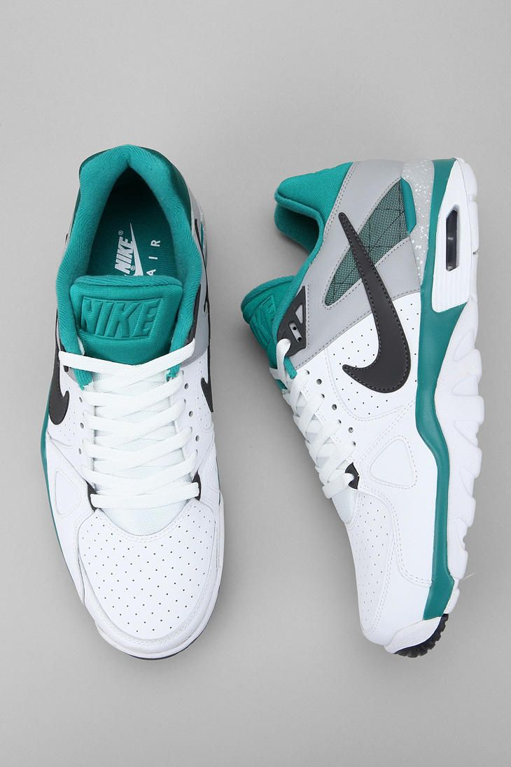 Nike Air Trainer Classic Sneakers. Not much of a sneaker girl at all but man these are nice!