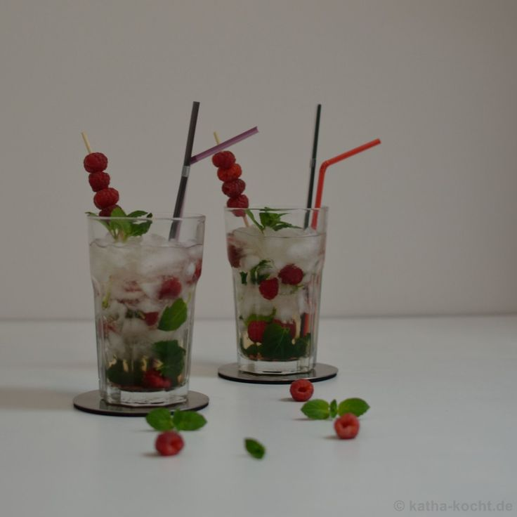 Minz-Himbeer_Cocktail_3