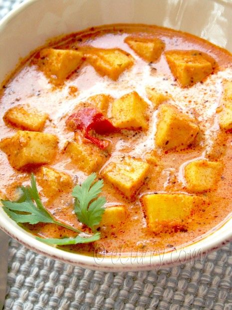 ... paneer panir cheese kadai paneer with pineapple by sala kannan