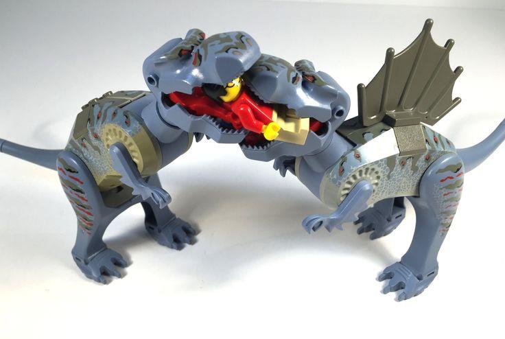 Lego dinosaurs 6720 tyrannosaurus rex from 2001 spinosaurus 4 in 1 lego dinosaurs pinterest - Lego dinosaurs spinosaurus ...