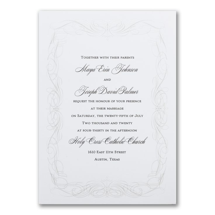 A #modern #pearl design frames your wording beautifully. This #wedding #invitation is simply elegant.@foreverfriends_ #Weddings #WeddingInvitations http://foreverfriendsfinestationeryandfavors.com