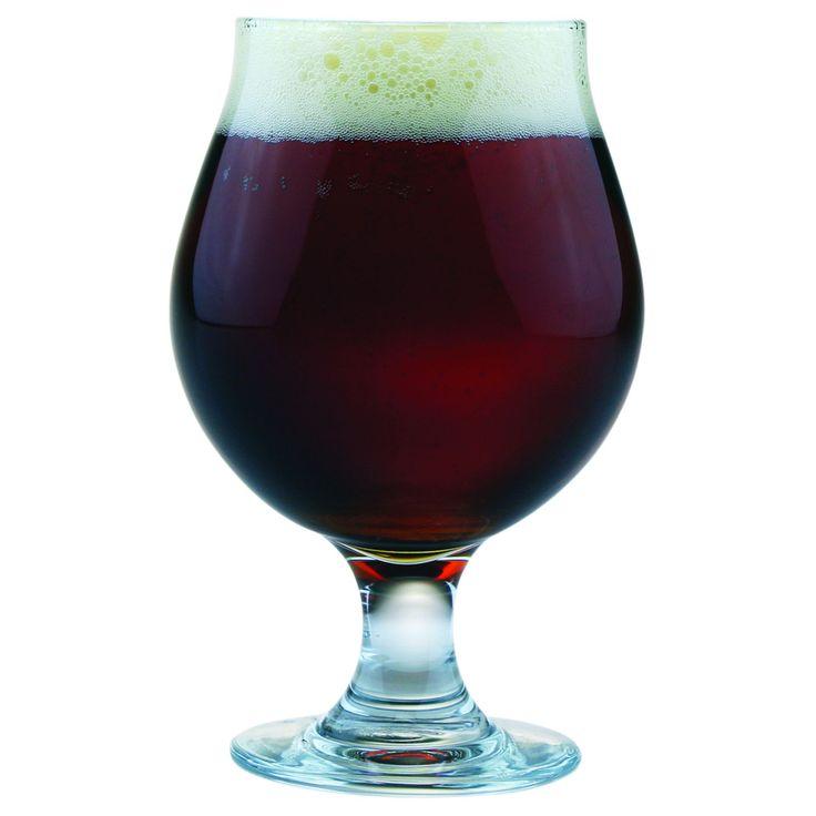 Belgian beer glasses