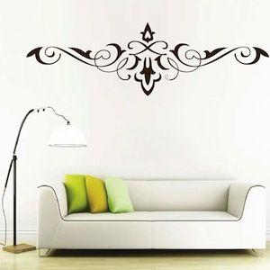 border decal for walls - Design Wall Decal