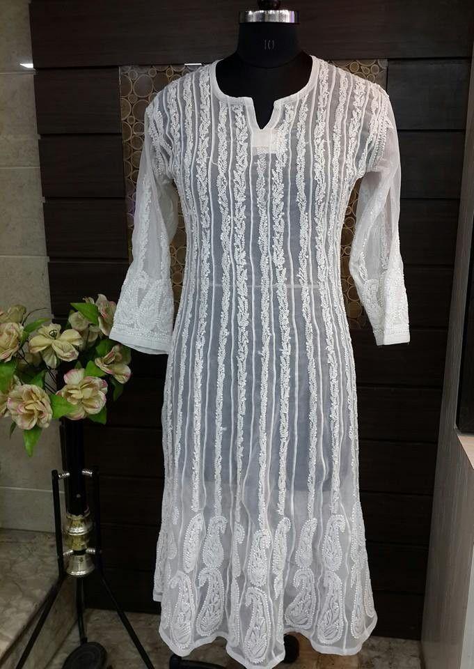 lucknowi chikankari cluster Anchal gupta entrepreneur | founder - dress365days - an online lucknow chikankari store località bengaluru area, india settore commercio al dettaglio.