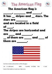 American Flag Coloring Pages - GetColoringPages.com