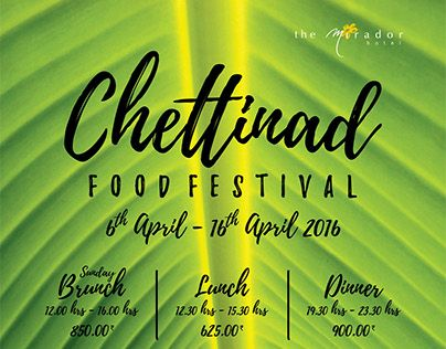 """Check out new work on my @Behance portfolio: """"Chettinad food fest"""" http://be.net/gallery/35816041/Chettinad-food-fest"""