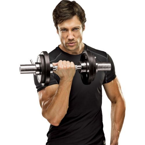 Marcy Apex Olympic Dumbbell Handles Set - Fitness Equipment, Free Weights/Bulk at Academy Sports