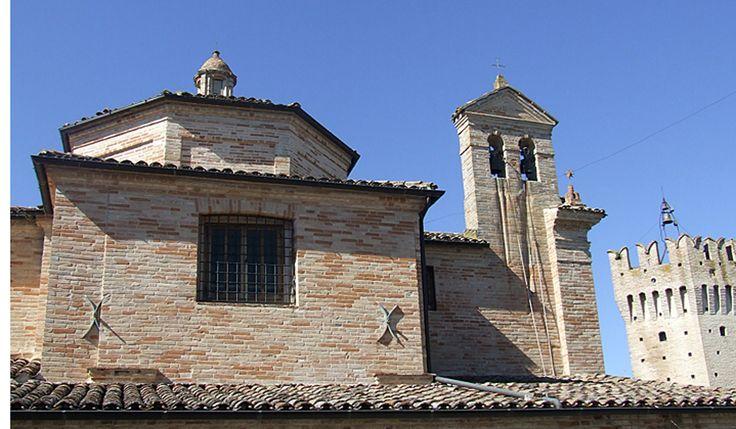 Quel che colpisce appena si entra ad Ortezzano, neanche 1000 abitanti per poco più di 300 mt sul livello del mare, è una magnifica torre pentagonale irregolare con merlatura ghibellina eretta tra il XIII e il XIV secolo. Dalla piazza della torre, al cui lato si erge la chiesa del Carmine, (da notare i segni …Share the joy