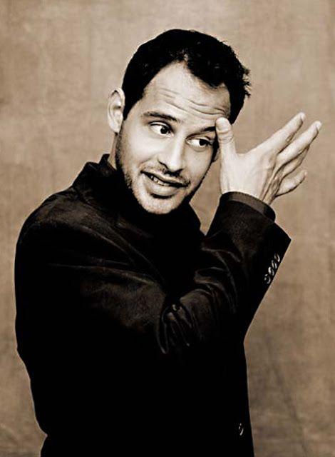 Moritz Bleibtreu - great German actor - appeared in The Fifth Estate