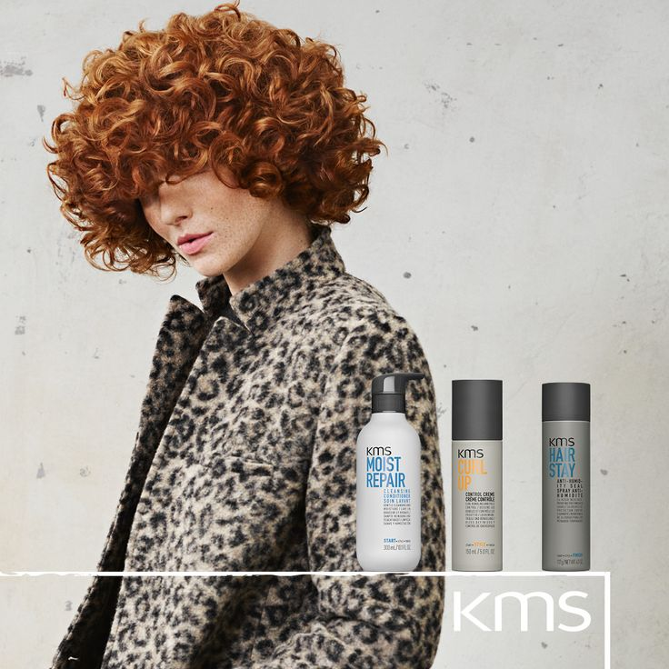 Want to create Leo's STREETStyle at home? START: Use MOISTREPAIR Cleansing Conditioner to gently clean curly hair without drying it. STYLE: Use a small amount of CURLUP Control Creme: emulsify it in your hands, then work it through towel-dried hair to shape and bundle your curls. Use a diffusor to dry. FINISH: Once your hair is dry, pull out your curls. Spray HAIRSTAY Anti-humidity Seal for shine & humidity protection. #kmshair #stylematters