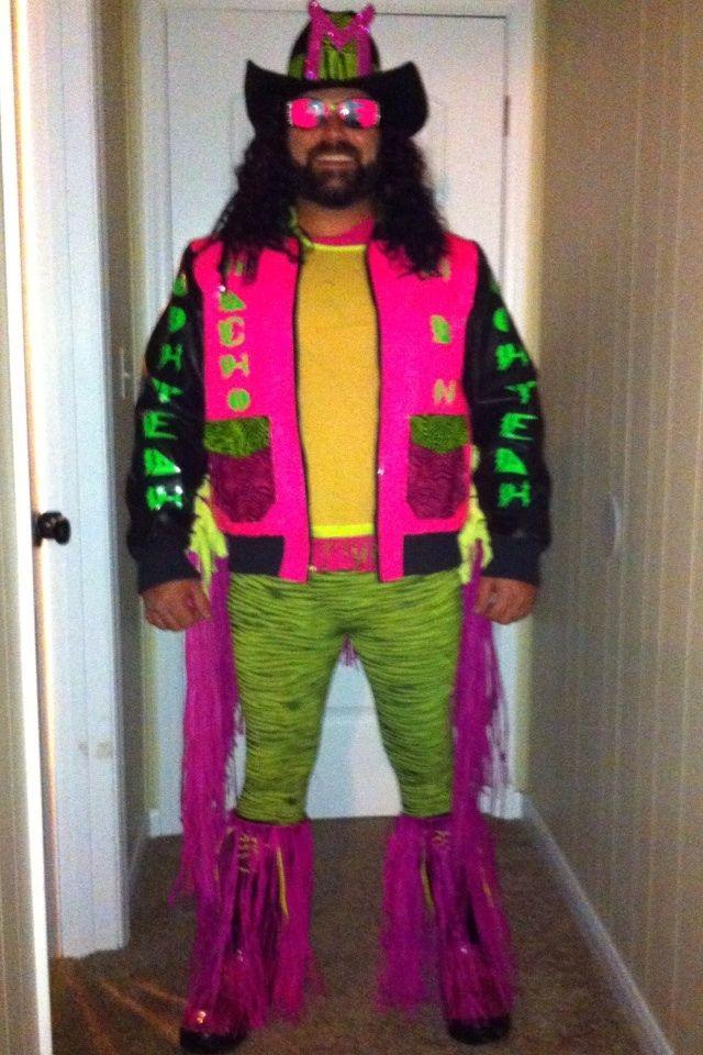 Macho Man Halloween