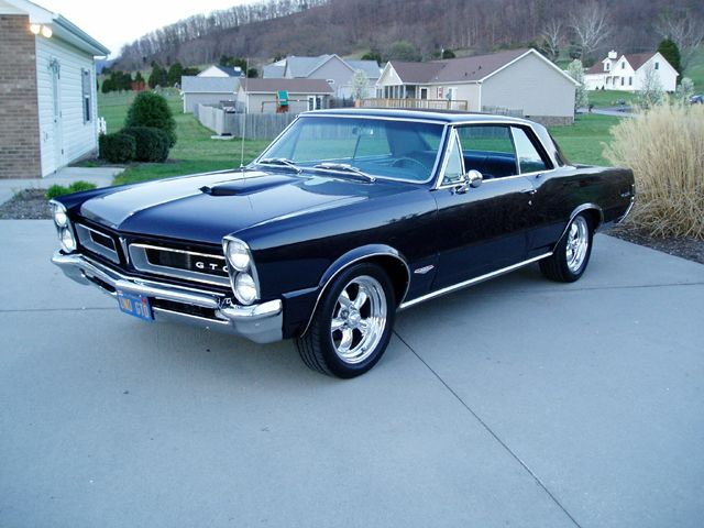 1965 is the second best year! | Best GTO Years | Pinterest ...
