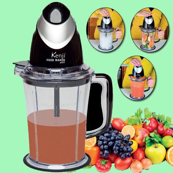 Kenji Food Maker Pro