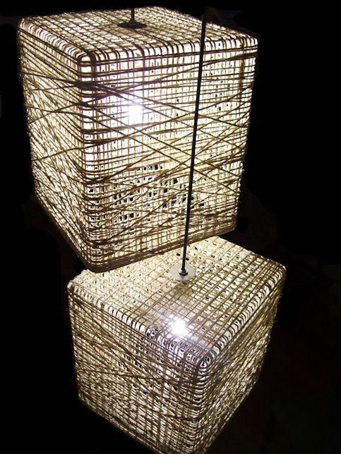 17 mejores ideas sobre l mparas de techo en pinterest - Como hacer una lampara de pared ...