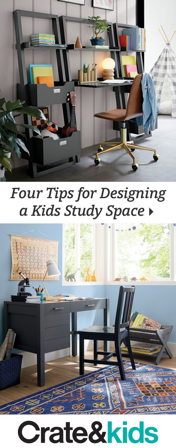 Advice From An Architect 10 Tips To Create A Cooler Home: We Put Our Thinking Caps On And Came Up With Genius Tips For Creating An A+ Study Space