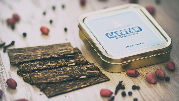 Трубочный табак Capstan Original Navy Cut Pipe Tobacco review