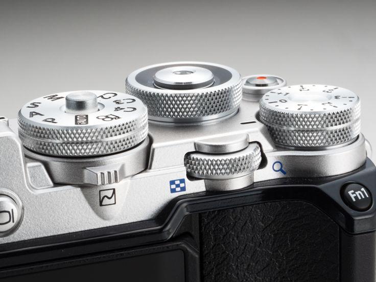 Olympus PEN-F外観レビュー:カメラマニア好みの美しいデザインが堪らないミラーレス一眼 - Engadget Japanese