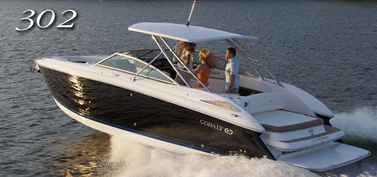 Cobalt Boats - 302 Bowrider