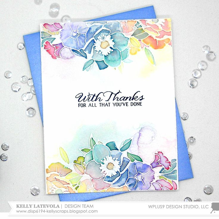 Muted Watercolor with Kelly
