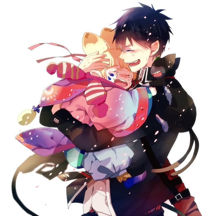 Blue Exorcist Movie, Exorcist Okumura, Exorcist Anime, Okumura Hand, Exorcist Pics, Exorcist Blue Exorcist, Usamaro Rin, Exorcist Fans, Aww Rin (1000×1000)