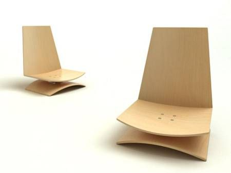 Modern Designed Chairs photo