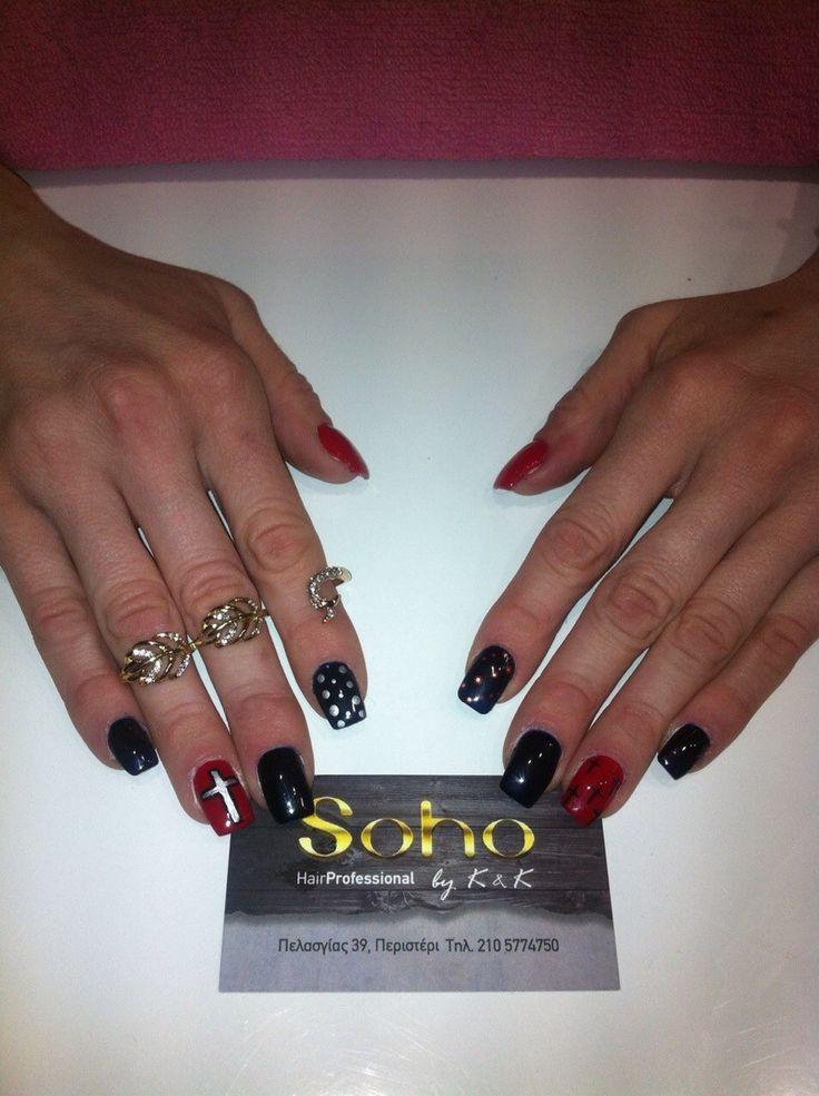 Gel# nails