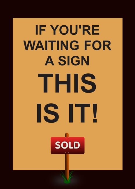 Perfect Greeting Card to send to a prospective buyer or seller!  Customize the inside to your liking and send!!!