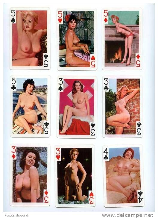 Hard Core Sex Cards 82