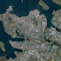 Google Map of the City Reykjavik - Nations Online Project
