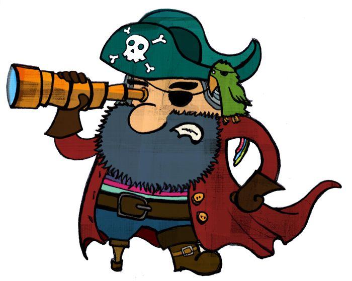In una taverna di porto, un signore incontra un marinaio di quelli veri, tosti: gamba di legno, benda nera all'occhio, uncino al posto della mano! Il... http://barzelletta.altervista.org/capitan-uncino/ #barzellette