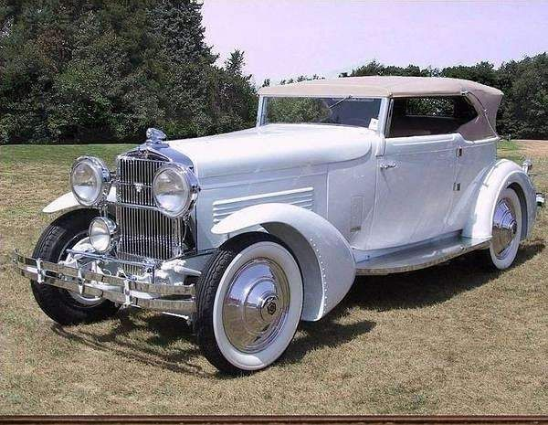 1929 Stutz..Re-pin...Brought to you by #CarInsurance at #HouseofInsurance in Eugene, Oregon