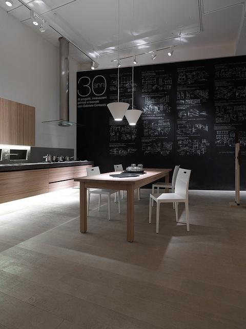 fuorisalone by valcucine kitchens via flickr