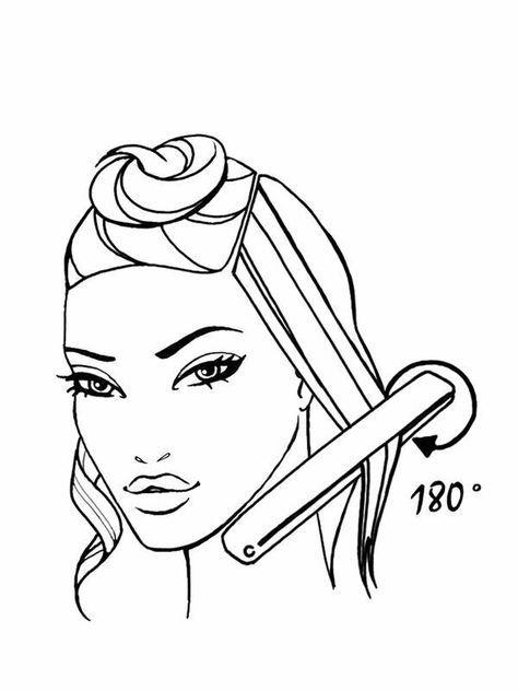 Festiger ins Haar kneten und trocken föhnen. Eine Haarsträhne zwischen die Platten des Glätteisens klemmen und 180 Grad um sich selbst drehen. In dieser Bewegung langsam nach unten ziehen. So bekommt ihr auch Locken mit dem Glätteisen hin.