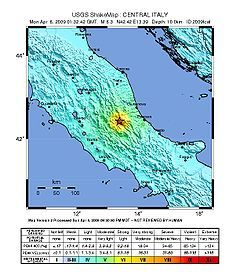 2009 L'Aquila earthquake - geophysicists jailed for six years in 2012.