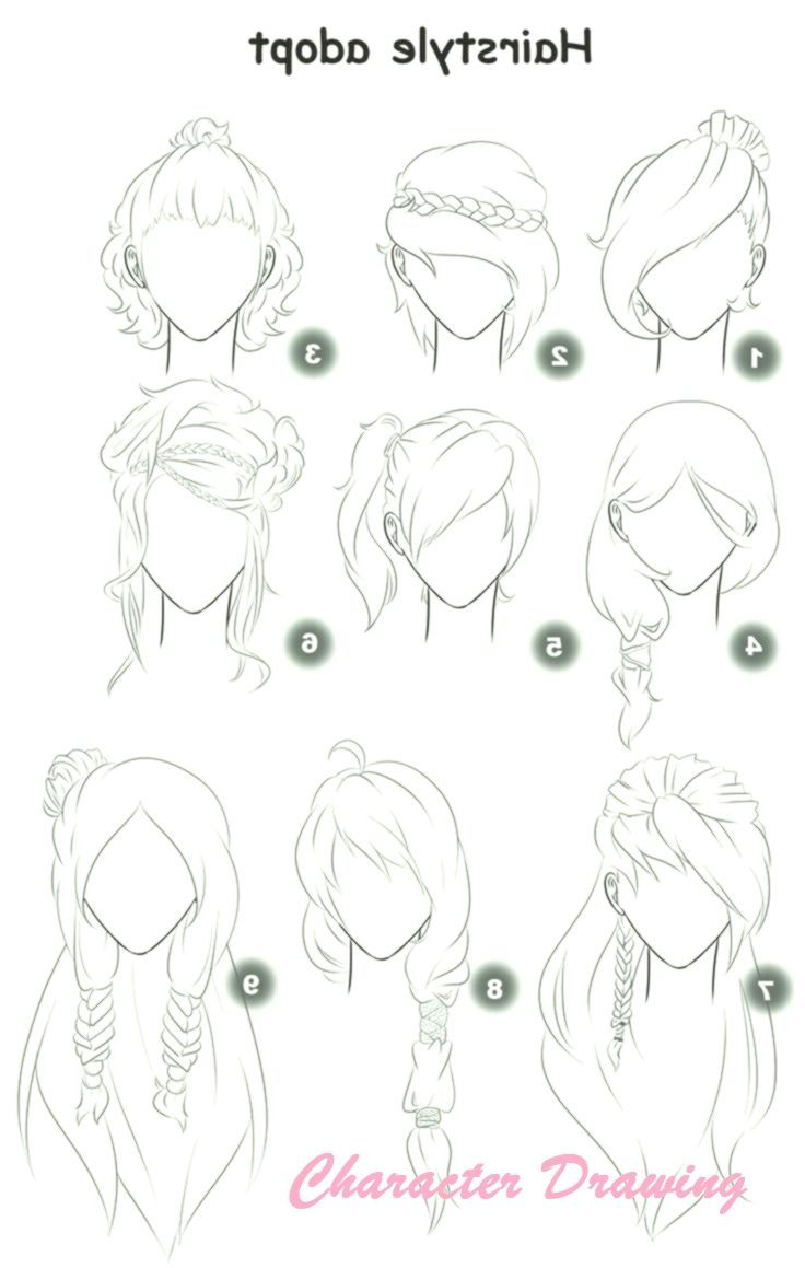 Frisur Nehmen Sie Text Frau Madchen Frisuren An Wie Zeichnet Man Manga Anime Anime Frau Frisur Frisure How To Draw Hair Hair Sketch Hair Reference