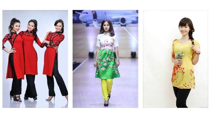 Top 100 Mẫu áo dài cách tân đẹp 2016 đang được ưa chuộng nhất