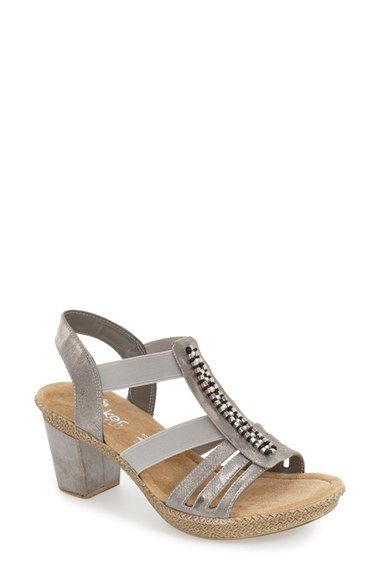 Rieker Antistress Rieker Antistress 'Rabea' Platform Sandal (Women) available at #Nordstrom