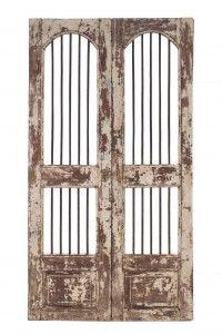 puerta antigua forja