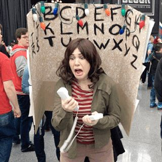 New York Comic Con cosplay stranger things nycc joyce byers