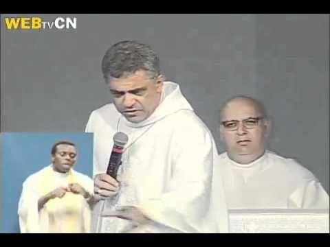Deus conhece nossos coraçoes - Palestra Padre Léo - www.padreleobethania...