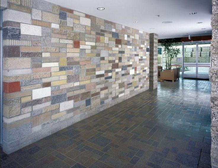Concrete Block Painting Ideas