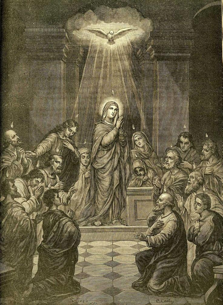 novena for pentecost