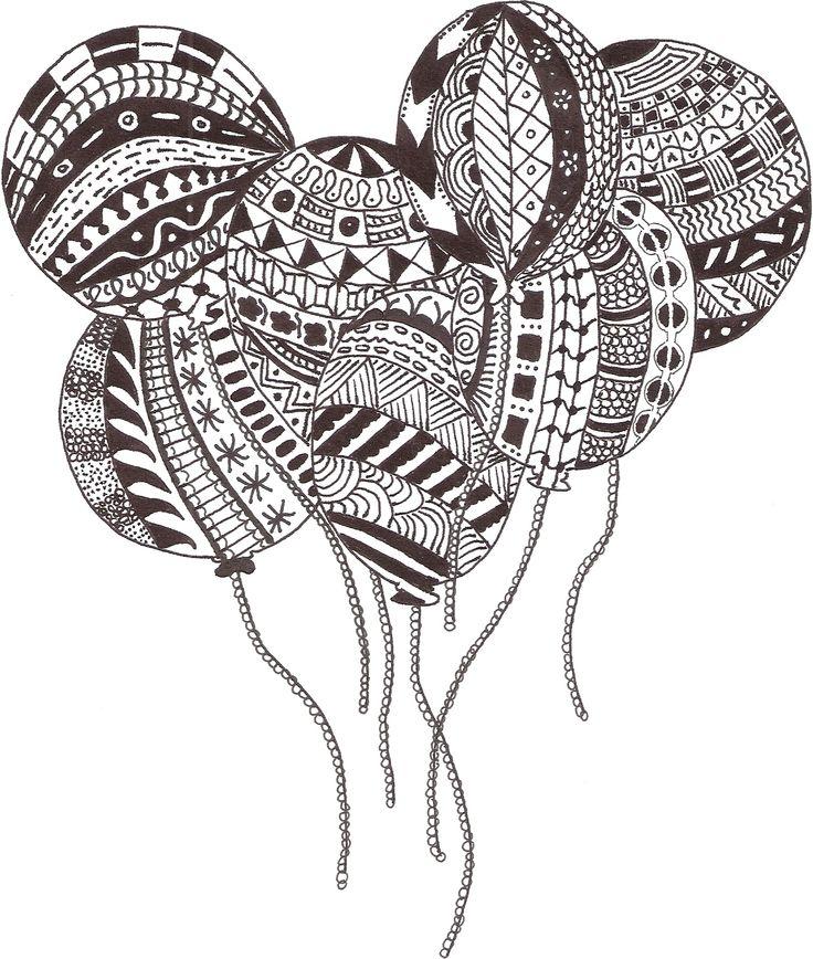 Zentangle made by Mariska den Boer 16