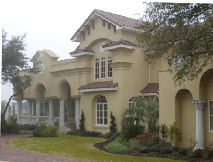 151 best mediterranean italian spanish florida california for Two story florida house plans
