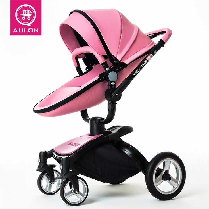 Pink And Black Baby Strollers Strollers 2017